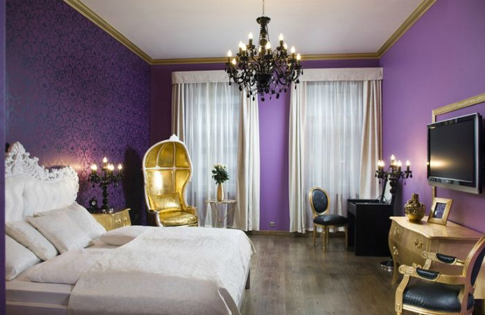 Top 5 Most Beautiful Boutique Hotels in Budapest | Hotel Interior Designs
