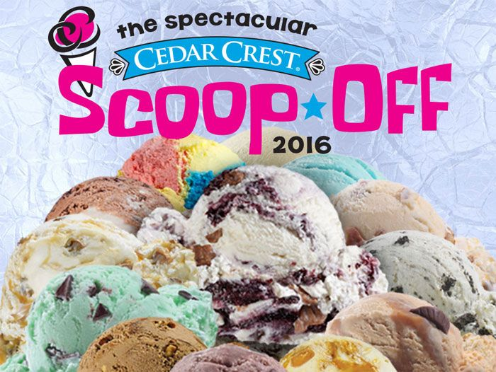 <p>We are celebrating our 40th anniversary at Cedar Crest Ice Cream. In…