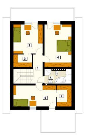Modelos De Casas De 2 Pisos Sencillas Casas De Dos Pisos Planos De Casas Modernas Casas Estilo Cabanas De Madera