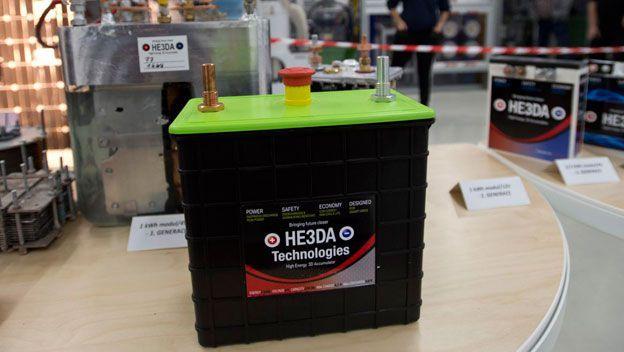 Desarrollan una batería más segura y eficiente con nanotecnología
