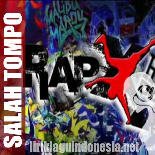 RapX – Salah Tompo (feat. Novellia)