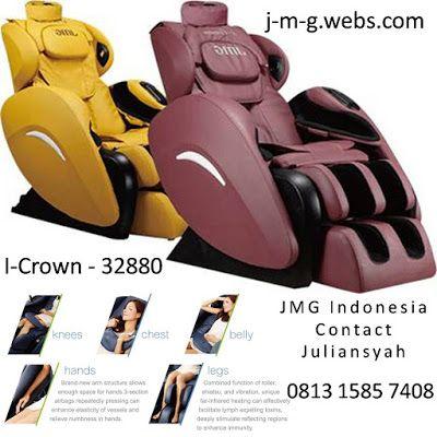 Toko Alat pijat 081380783912: Kursi pijat JMG Zero Gravity I-Crown 32880 Harga S...: