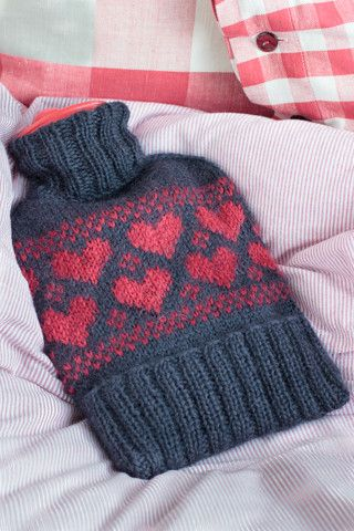 Hot Water Bottle Cozy Project - Kid Classic Version
