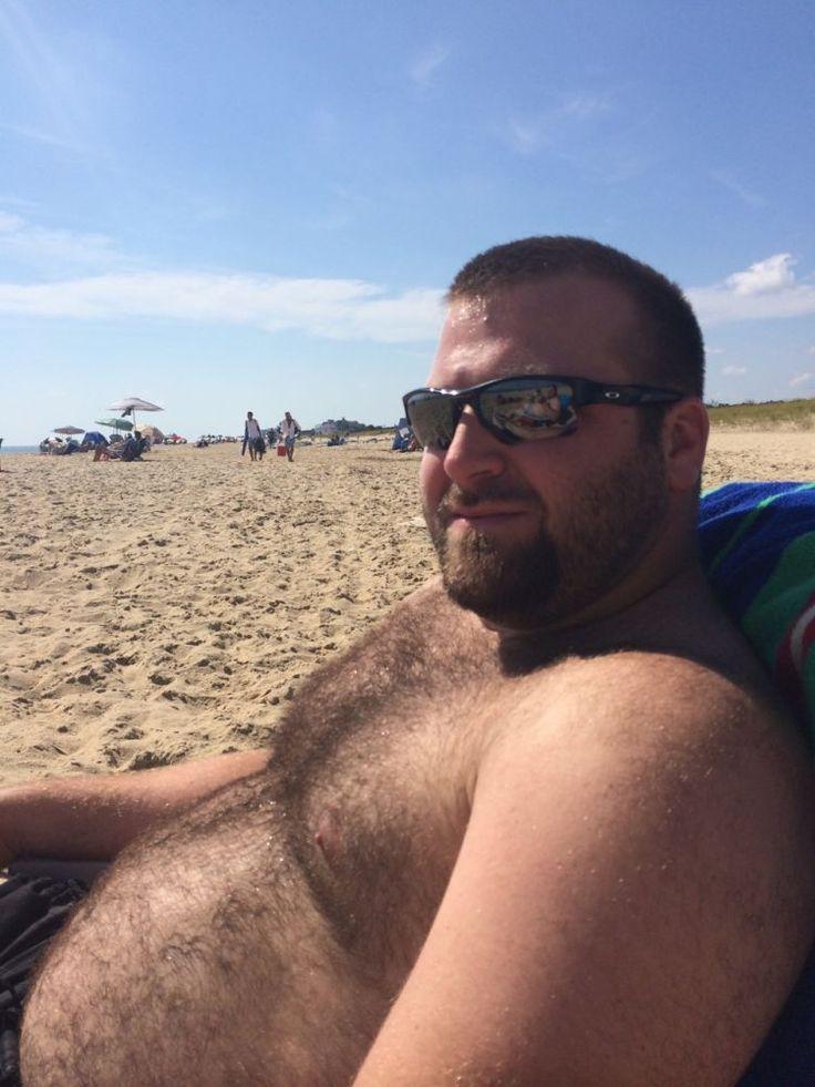 Bear burly chubby