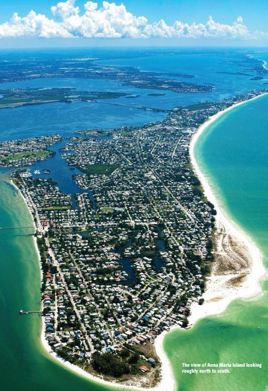Anna Maria Island Manatee County Florida United States