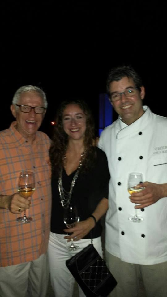 Canadian Beef Culinary Series at Karisma Hotel January 2015: Beach BBQ #experienceCDNbeef