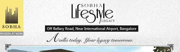Sobha Present - Lifestyle Legacy, Bangalore