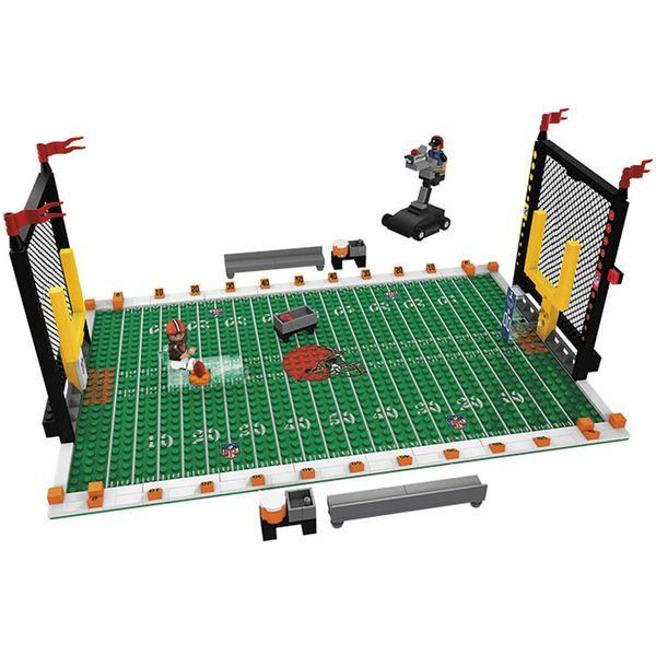 Cleveland Browns OYO Sports NFL Game Time Set