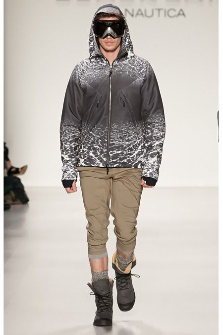 Black sail by nautica fall winter 2014 men 39 s collection at for Mercedes benz clothes and accessories