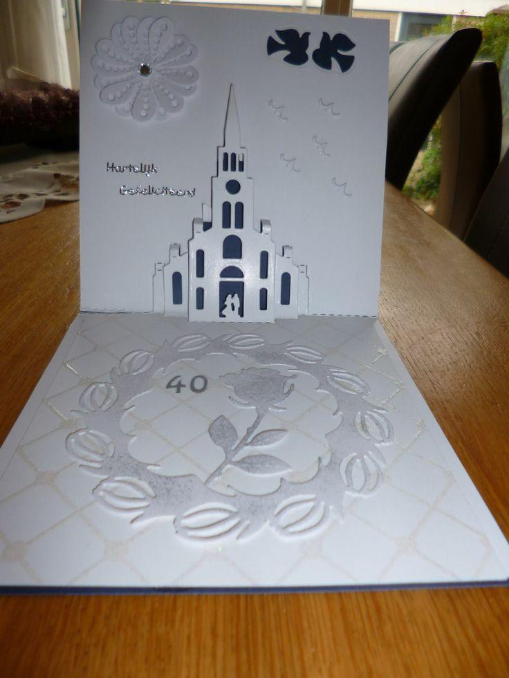 voorbeeld bruiloft kaart