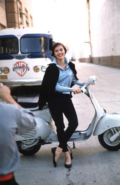 Natalie Wood, c. 1956.© 2001 Mark Shaw