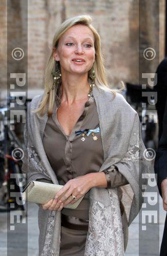 Princess Carolina de Bourbon de Parme