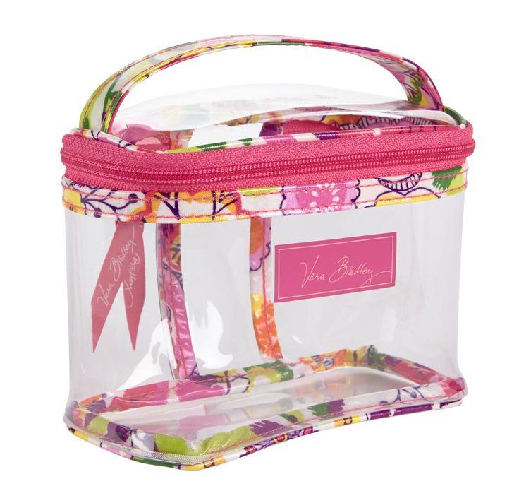 Vera Bradley 3-1-1 Cosmetic Bag