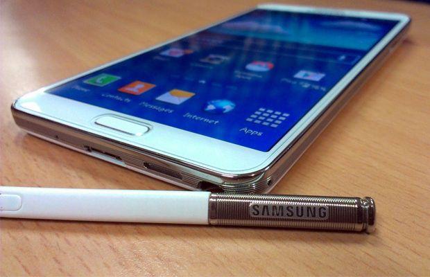 Samsung Galaxy Note 4 App Crashes Issue