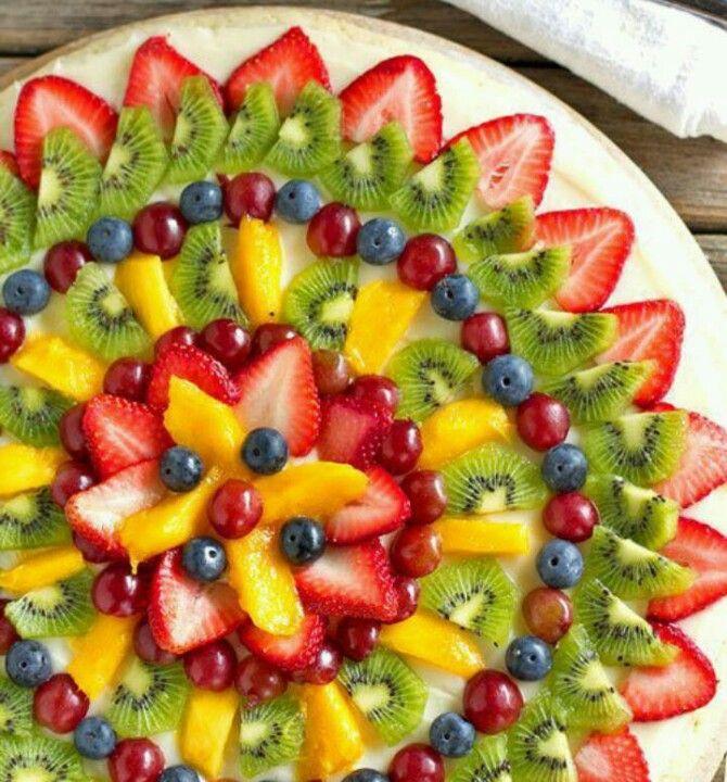 Fruit tray #fruitarian #diet www.thinpedia.com...