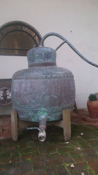 antique copper pot stills - Google Search