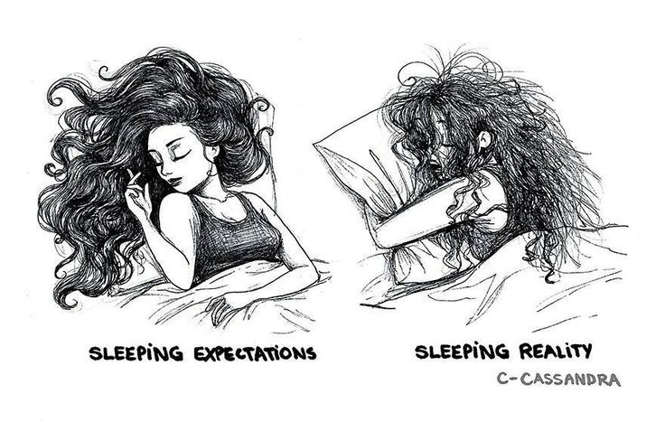 The life of a girl, perfectly illustrated by Cassandra Calin, a Romanian artist. (4/16)