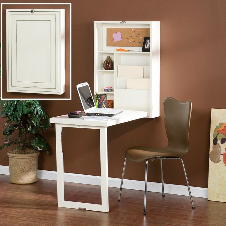 Living in a shoebox Ten spacesaving desks that work great in small living spaces