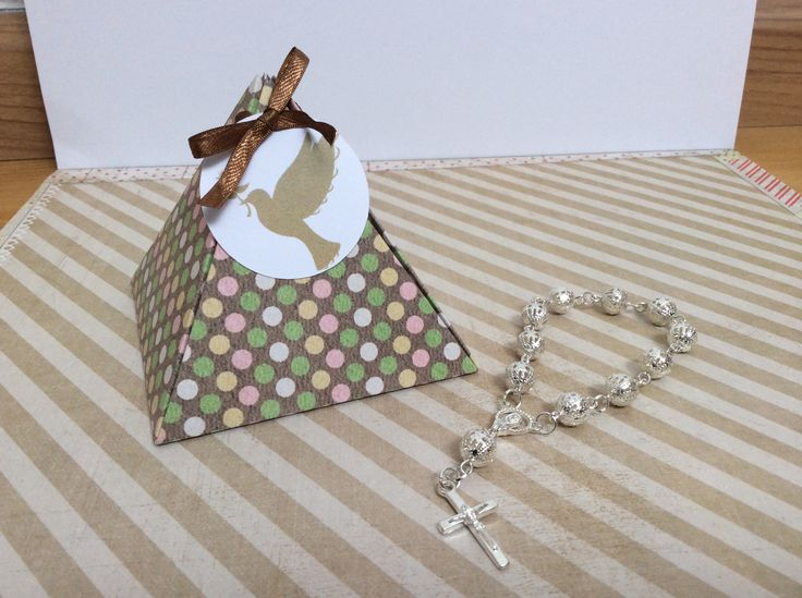 favor box - first communion