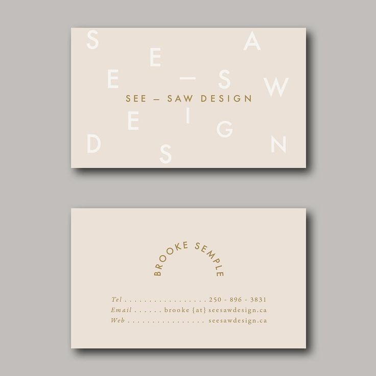 I've been working on refreshing the See/Saw brand so that it catches up to me a little bit. The primary elements (color palette and typography) had remained the same but I've been working with it in a new way. My design style is a mix of modern and traditional editorial design. By adding some playful typographic elements, I'm hoping to amp up the modern, playful side that I think comes through in many of my favorite projects while staying true to the classic design style that I love. What do…