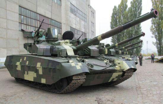 Oplot-M (upgrade)/BM Oplot, Ukraina ~> Angkatan Darat Kerajaan Thailand memesan 49 tank Oplot-M pada tahun 2011. (Gambar: Aim120c5za)
