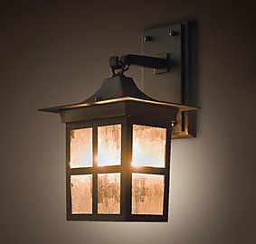 All Outdoor Lighting Restoration Hardware Ideas For The House Pinterest Wall Lighting