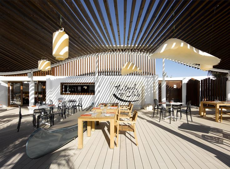 HardRock Hotel in IBIZA island! Gorgeous place ;-) the DURO deck by iDecking fits so well at the Beach Club Restaurant ! Looking for the easiest and quickest deck system to install - check www.idecksystems.com