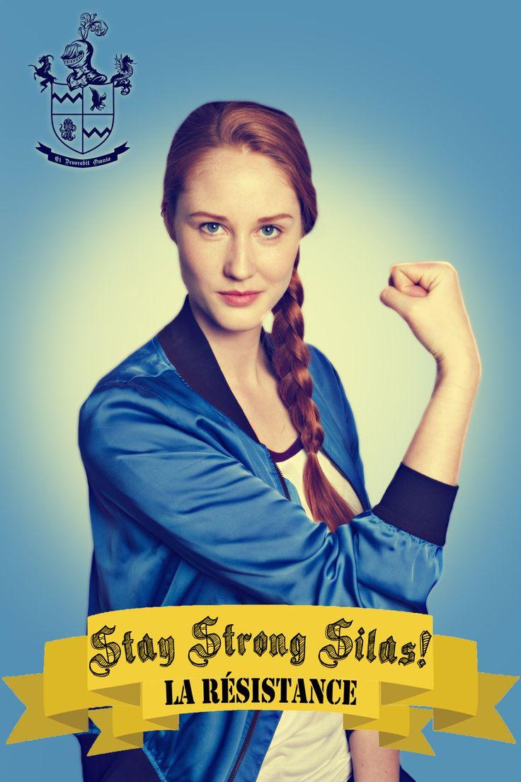 Stay Strong, Silas! Danny Lawrence   Carmilla Season2