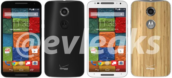 Moto X+1 Press Renders Leaked