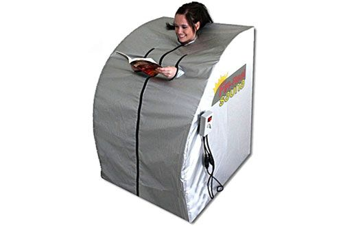 Top 10 Best Portable Steam Saunas At Home Reviews In 2020 Portable Steam Sauna Steam Sauna Portable Sauna