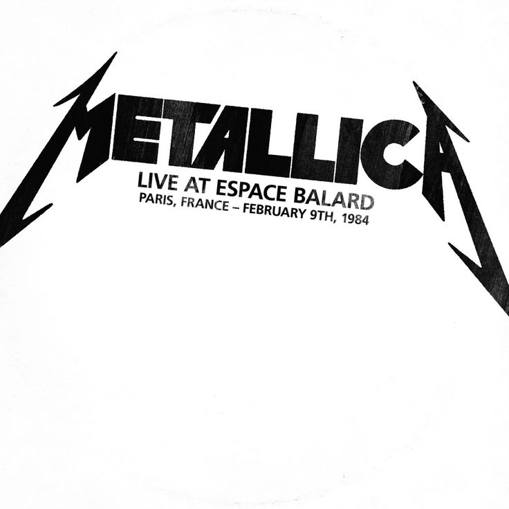 "Metallica, Live at Espace Balard: This tasty bit of vinyl came to me as part of the Expanded Edition Boxed Set of Metallica's first album, ""Kill 'em All."" Though there is a rawness in this that is the sound of young men beating on their chests and pissing on their territory to let everyone know that this is mine, there's also a maturity and presence in this that says ""we got this."" And the sound here is exquisitely live in its grit and DYI essence. 11/18/16"