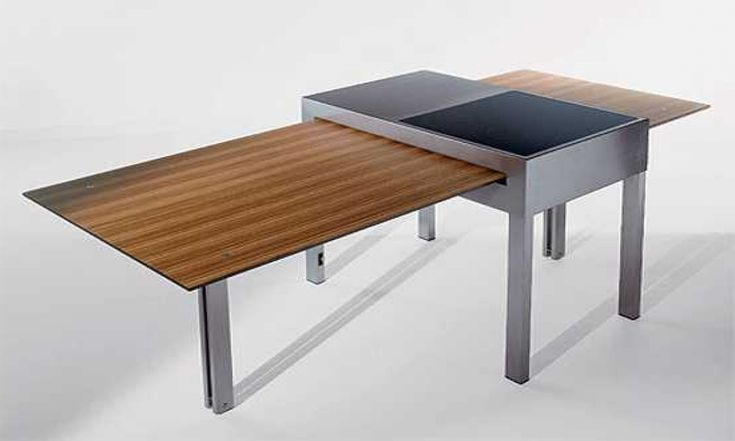 best 25 space saving dining table ideas on pinterest space saving table room saver and space. Black Bedroom Furniture Sets. Home Design Ideas