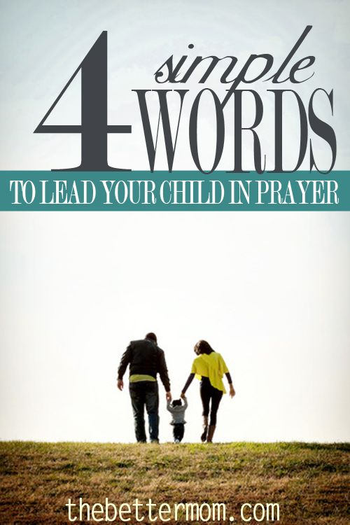 How do we teach our children to pray? Such a profound experience can actually be quite simple. Are you ready to incorporate it into your day today? Start here.