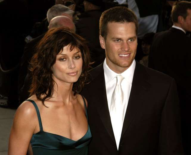 Tom Brady & Bridget Moynahan - American football quarterback ended his relationship with the 'I, Robot' star in February 2007.