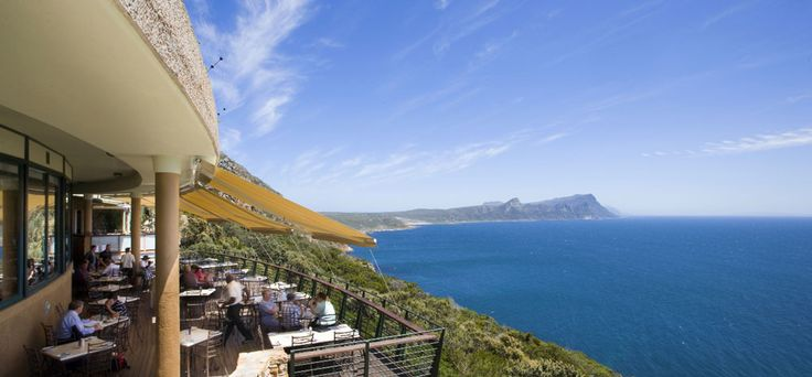 Two Oceans Restaurant, Cape Point, South Africa's most scenic destination