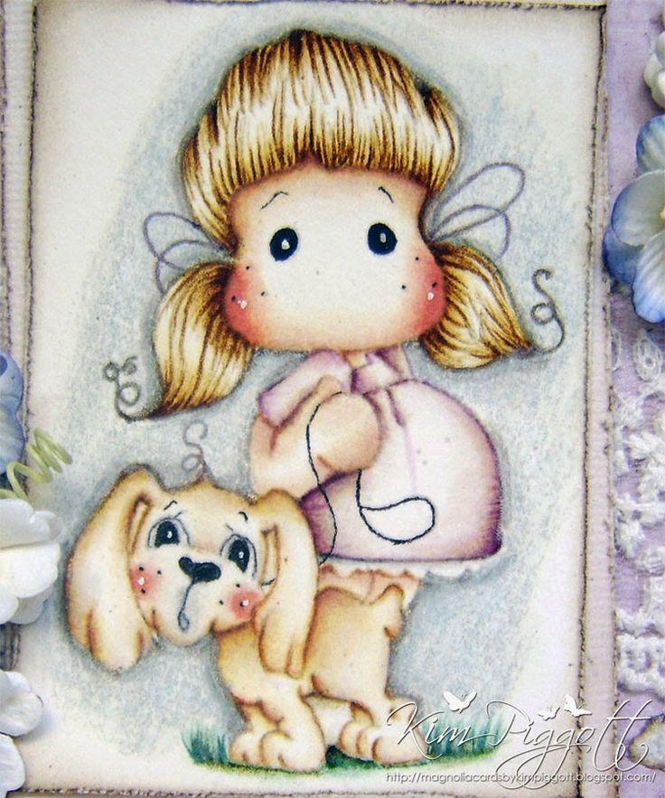 Magnolia Cards by Kim Piggott: Marvelous Monday!