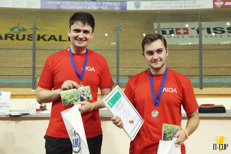 #A1QA takes SILVER in spring #tabletennis contest IT Cup 2014! Congratulations!
