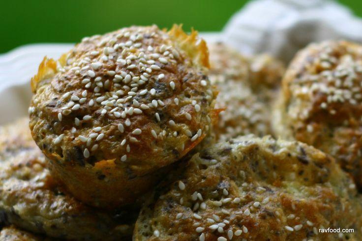 Nogen siger de bedste lchf brød - Ostebrød
