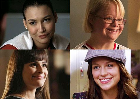 2016 was a rough year for the girls of Glee. Despite Dianna Agron & Becca Tobin's respective weddings, there were far more breakups to discuss, including Naya Rivera's sudden divorce from husband Ryan Dorsey, Lea Michele's two splits (first from Matthew Paetz; second from Robert Buckley), Melissa Benoist's separation from husband/former Glee co-star Blake Jenner …