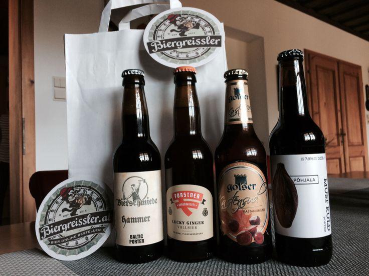 Craft Bier aus aller Welt