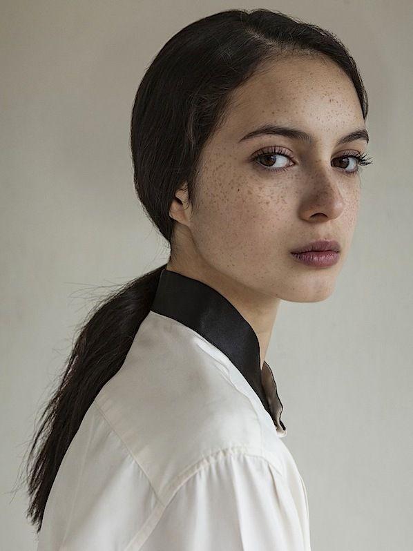 Olivia Lefebre @ IMG Models Paris. photo: ??