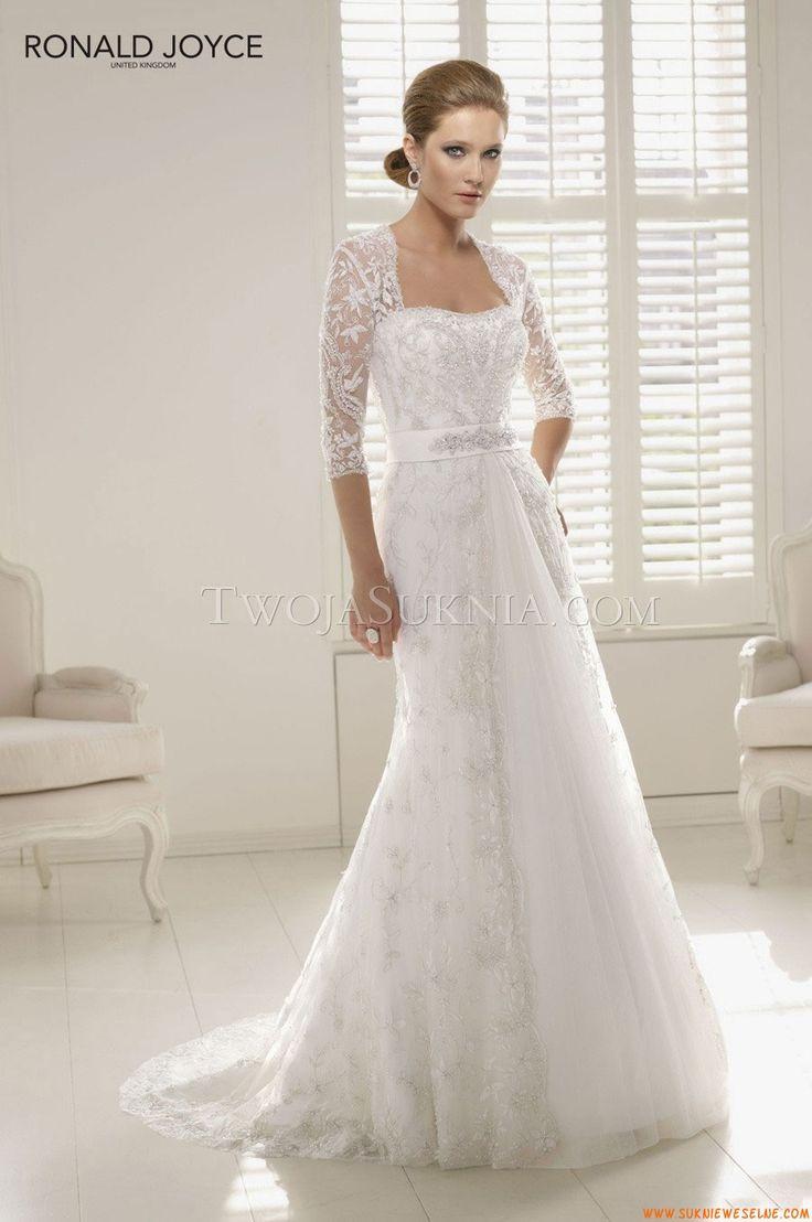 Suknia ślubna Ronald Joyce Pia 2013