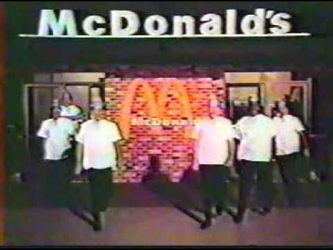 These 1970's ads played a large role in making McDonald's the world-wide chain it is today.