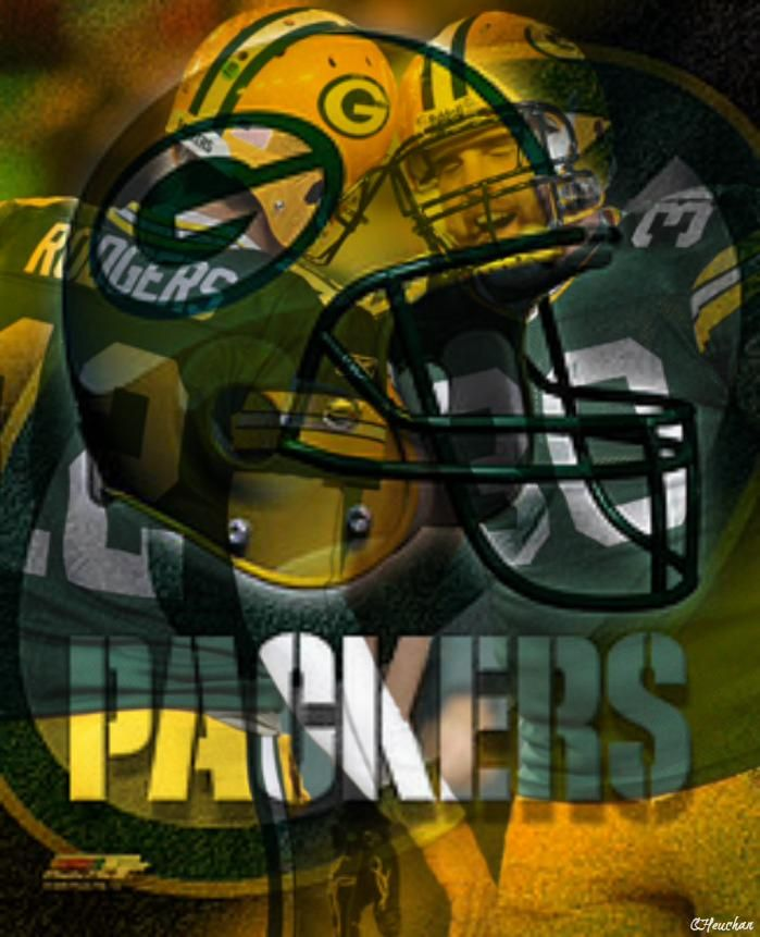 @AaronRodgers12 The King and his General..Go Pack Go!!