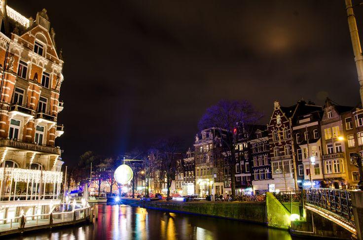 Amsterdam's light festival 2014 by Petru Cojocaru on 500px