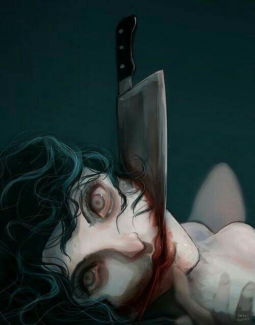 #anime #horror