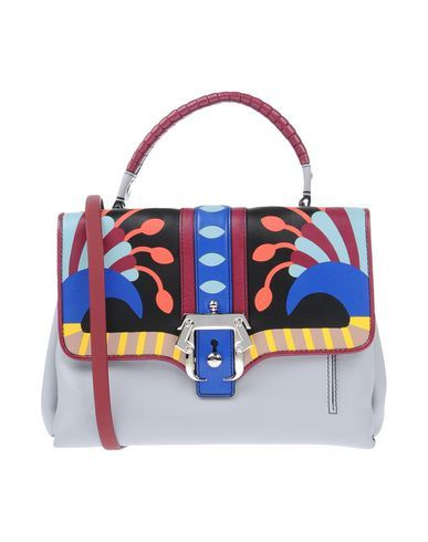 PAULA CADEMARTORI Handbag. #paulacademartori #bags #shoulder bags #hand bags #satchel #