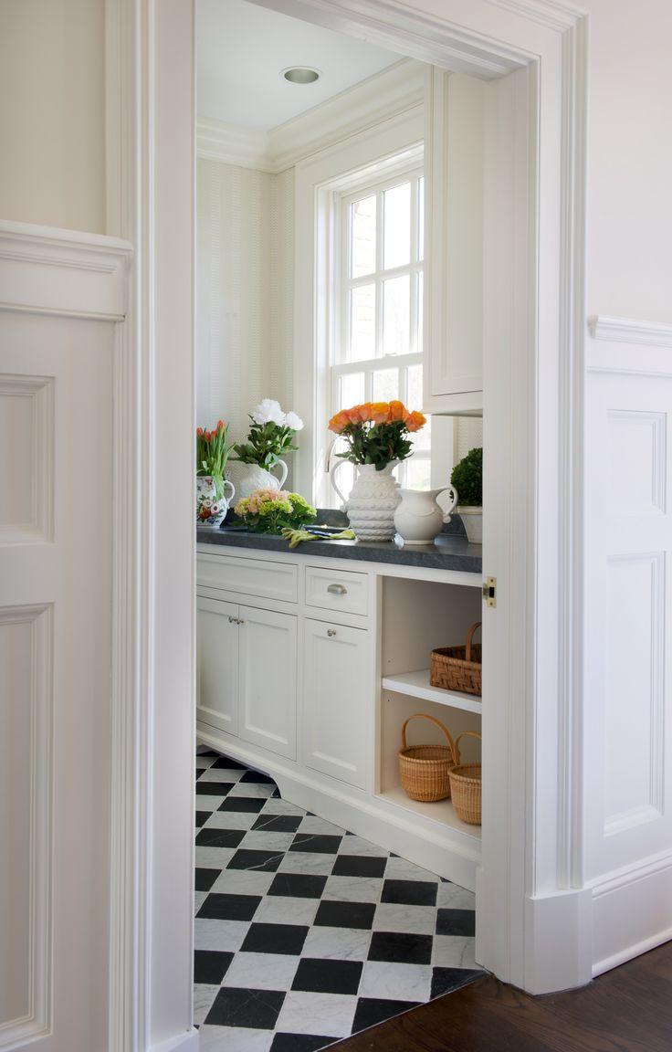 134 best Butler\'s Pantry images on Pinterest | Kitchen modern ...