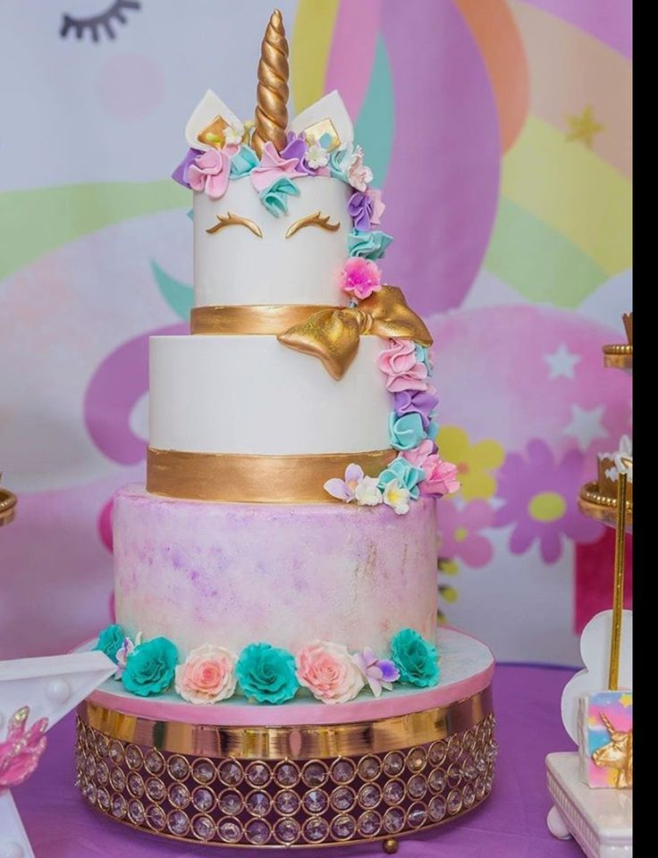 Unicorn ? cake