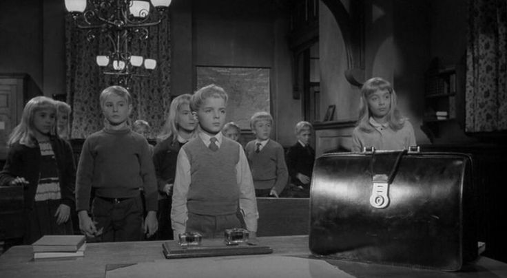 A battle of minds - Village of the Damned (1960)